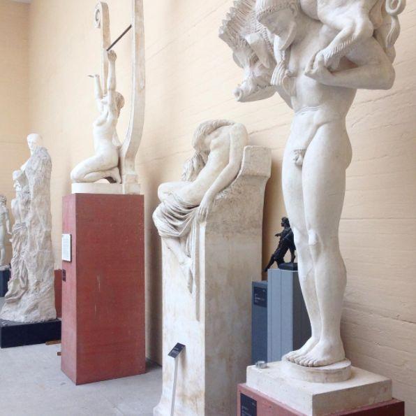 Atelier Cph at Rudolph Tegner museum
