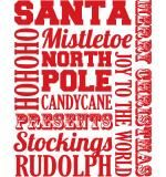 Christmas Subway Art is just one of MANY free printables that could work in your consignment, resale or thrift shop. http://TGtbT.com loves this blogger for her generosity!