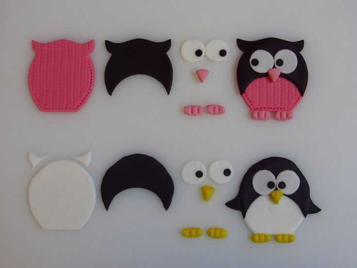 adorable owl quick-step tutorial