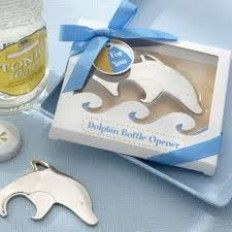 Dolphin Bottle Opener Wedding Favour