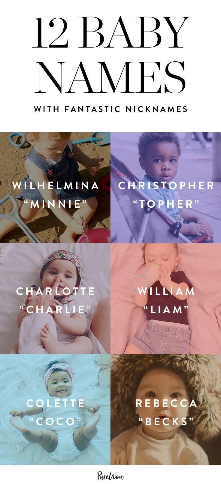 Besten nicknames