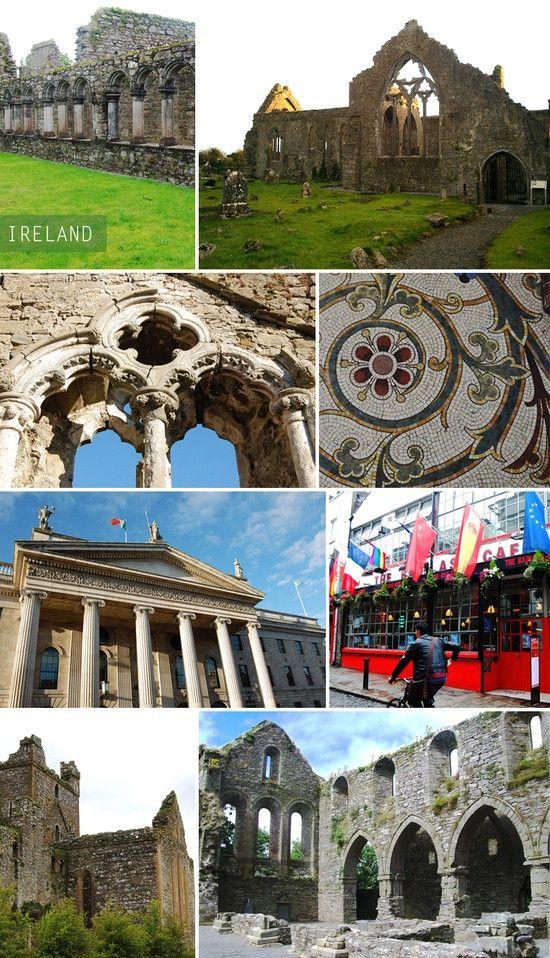 ireland ireland travel luster