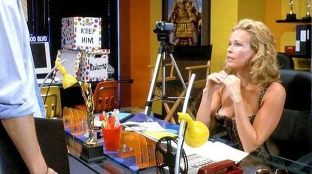 Chelsea Handler Pictures From 1990  Chelsea Handler Nude Scenes In National Lampoons -8287