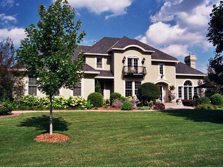 Nice Landscaping - Plan 091D-0271 | houseplansandmore.com #home #house