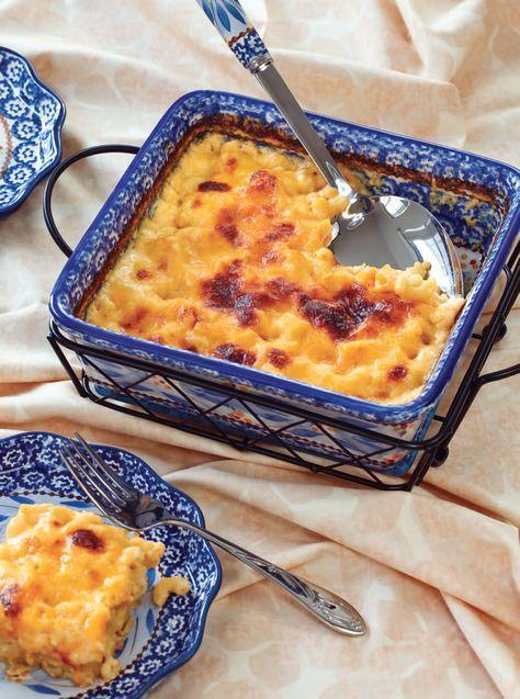 temp-tations® by Tara: Traditional Baked Macaroni and Cheese