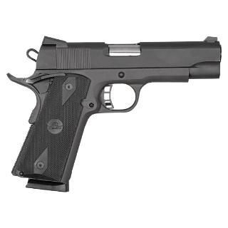 "ROCK ISLAND ARMORY 1911 ROCK 45ACP MID SIZE 4.25"" 8RD"
