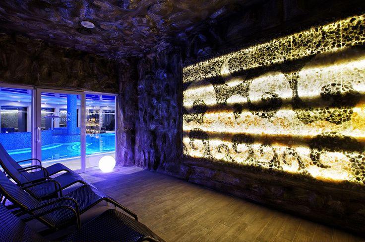 Salt cave  #spa #hotel #wellness #relax #salt #cave #pool