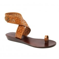 Love these sandals by Cali and Cale. Boundary - Tan