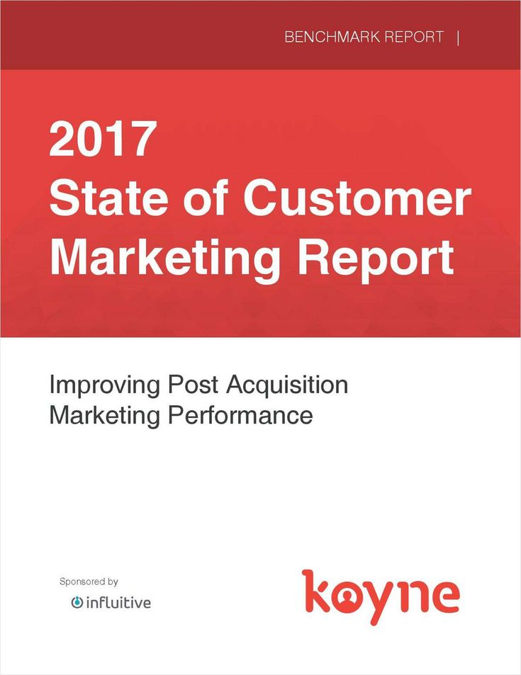 2017 State of Customer Marketing Report Business Tips - marketing report