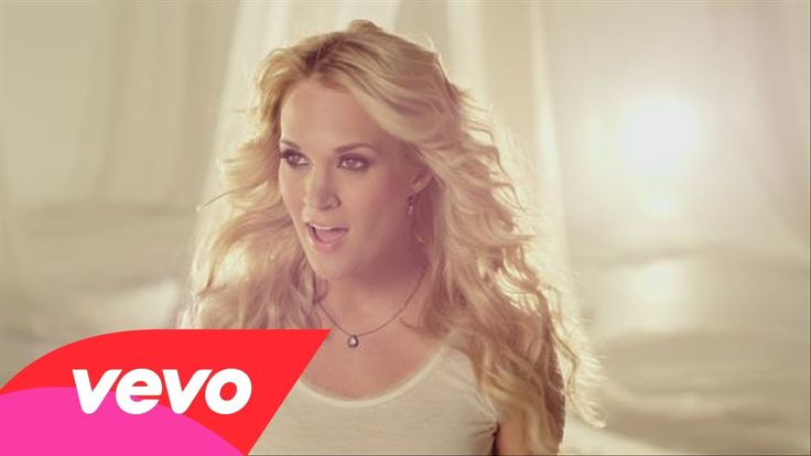 Carrie Underwood - See You Again possibly the cutest music video ever. Thanks to all the men and women serving in our country.