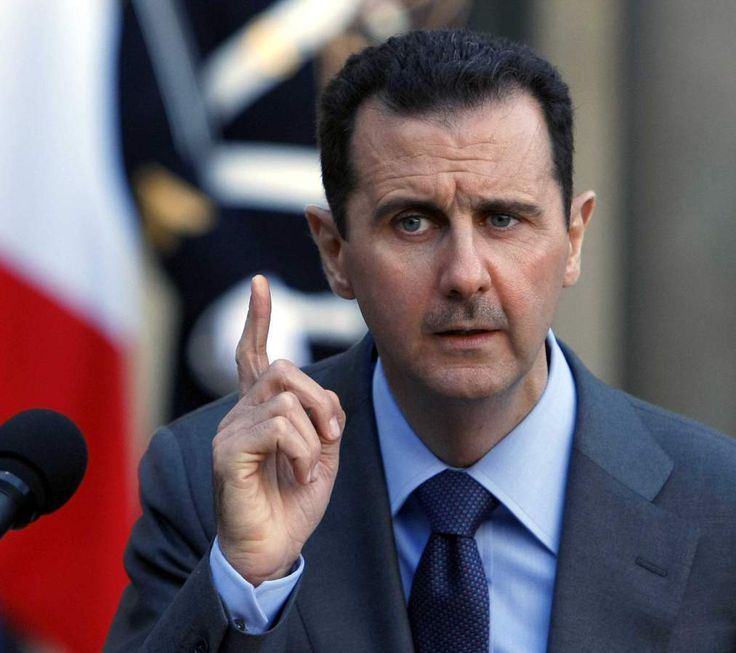 These 5 Facts Explain Bashar Assad's Hold in Syria - TIME