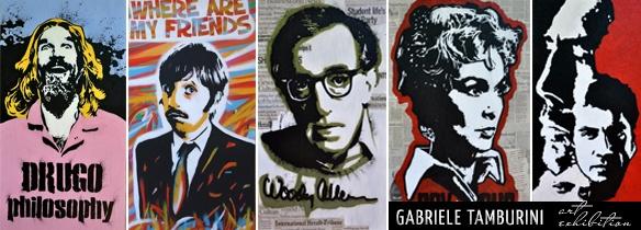 """Dal 25 giugno Villa Pirandello ospita, nella sala """"Luigi Pirandello"""", un'esposizione temporanea di arte grafica figurativa dell'artista Gabriele Tamburini.    Ingresso gratuito."""