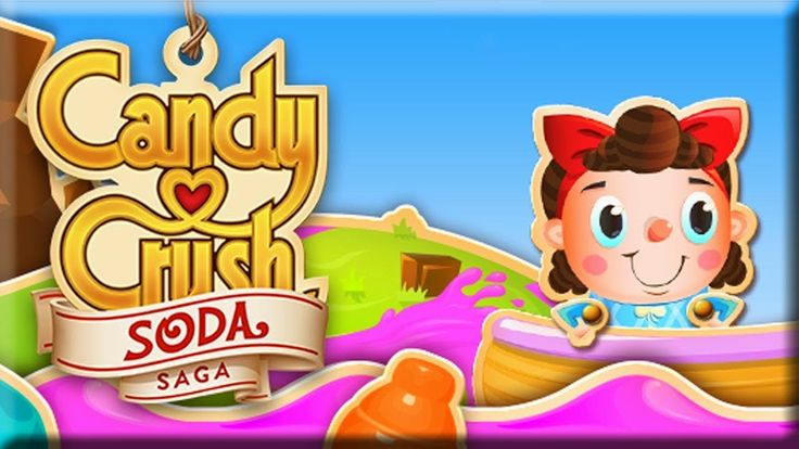 Download Candy Crush Soda Saga for free now. It's Sodalicious! Candy Crush Soda Saga is a brand new game from the makers of the legendary Candy Crush Saga. New candies, more divine combinations and challenging game modes brimming with purple soda!