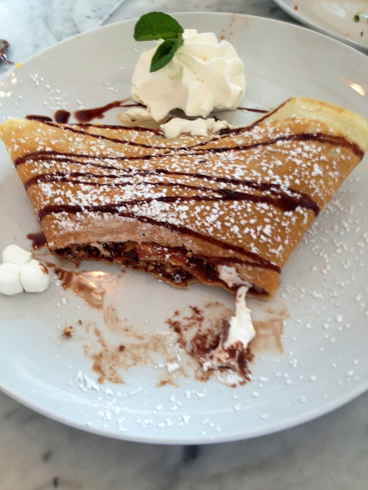 Sweet Paris crepes | Imaginary Trip to Paris | Pinterest | Crepes ...