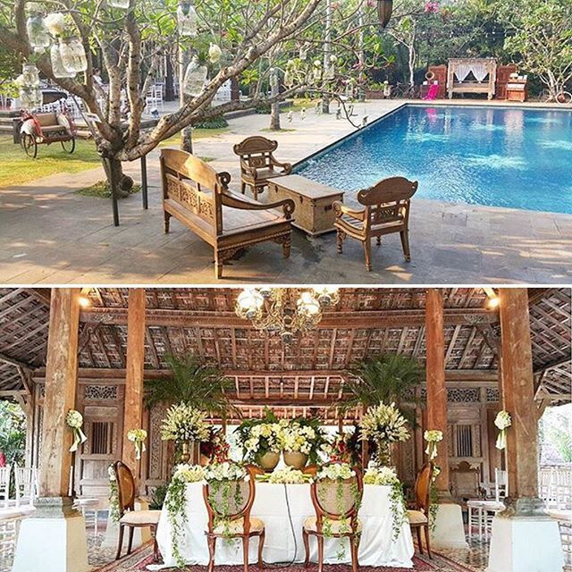 Your #wedding is a very special event of your life and you would like to make your wedding day an everlasting memory, we believe. This one is one of our favorite wedding decorations from @azkaanggunart. Are you with us? Location: #PlataranCilandak, Jakarta #FabulousNovember #WeddingDecoration #GardenParty #WeddingInspiration #WeddingIdeas #OutdoorParty