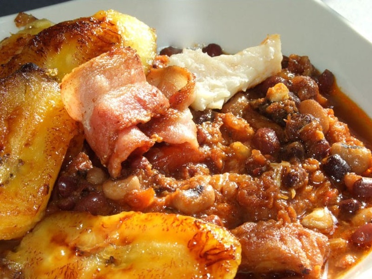 Patti's Black Eye Bean Stew   See Africa Differently