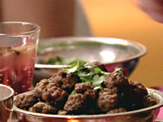 Aromatic Meatballs - I almost never use lamb in these (beef or pork or some mixture) but I love the recipe and they turn out great no matter which meat I use.