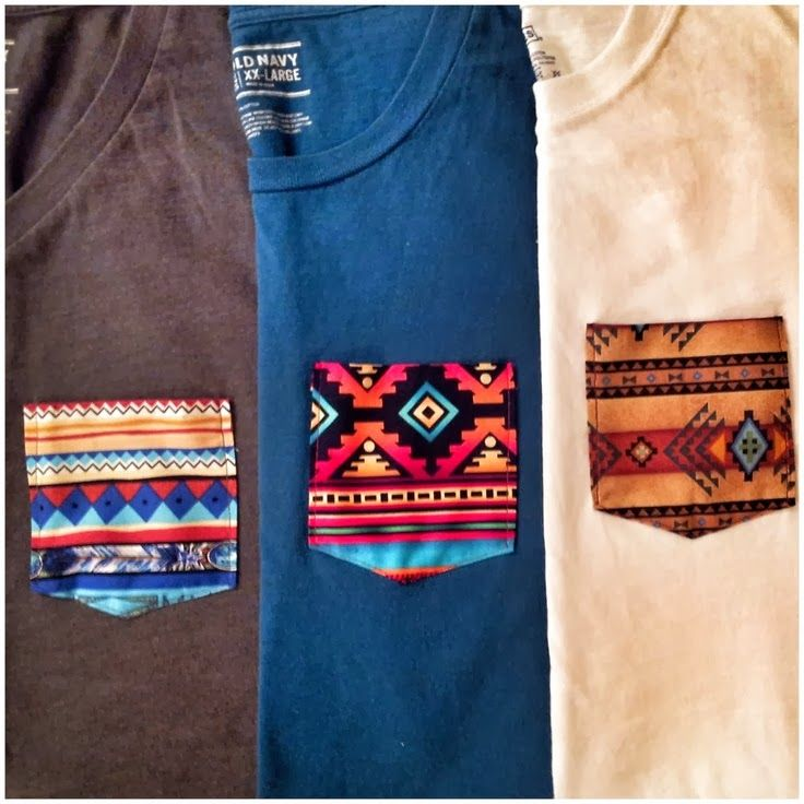 Mercredi c'est tuto #5 : Le t-shirt poche