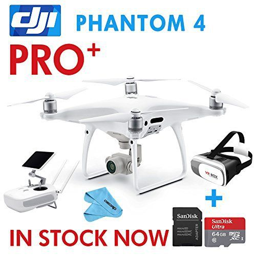 DJI Phantom 4 Pro + ,RC with Bult in Screen Camera Drone QuadCopter,3D VR,64G SD review - http://www.bestseller.ws/blog/camera-and-photo/dji-phantom-4-pro-rc-with-bult-in-screen-camera-drone-quadcopter3d-vr64g-sd-review/