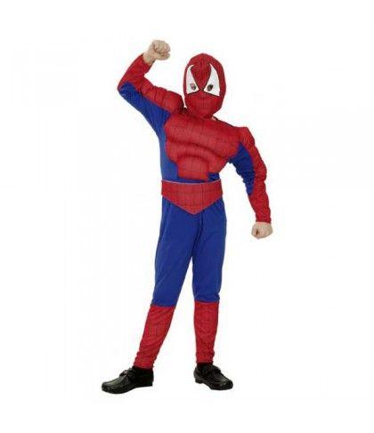 Spiderman στολή Σούπερ ήρωα για αγόρια
