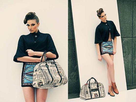 Japanese and western fashion .