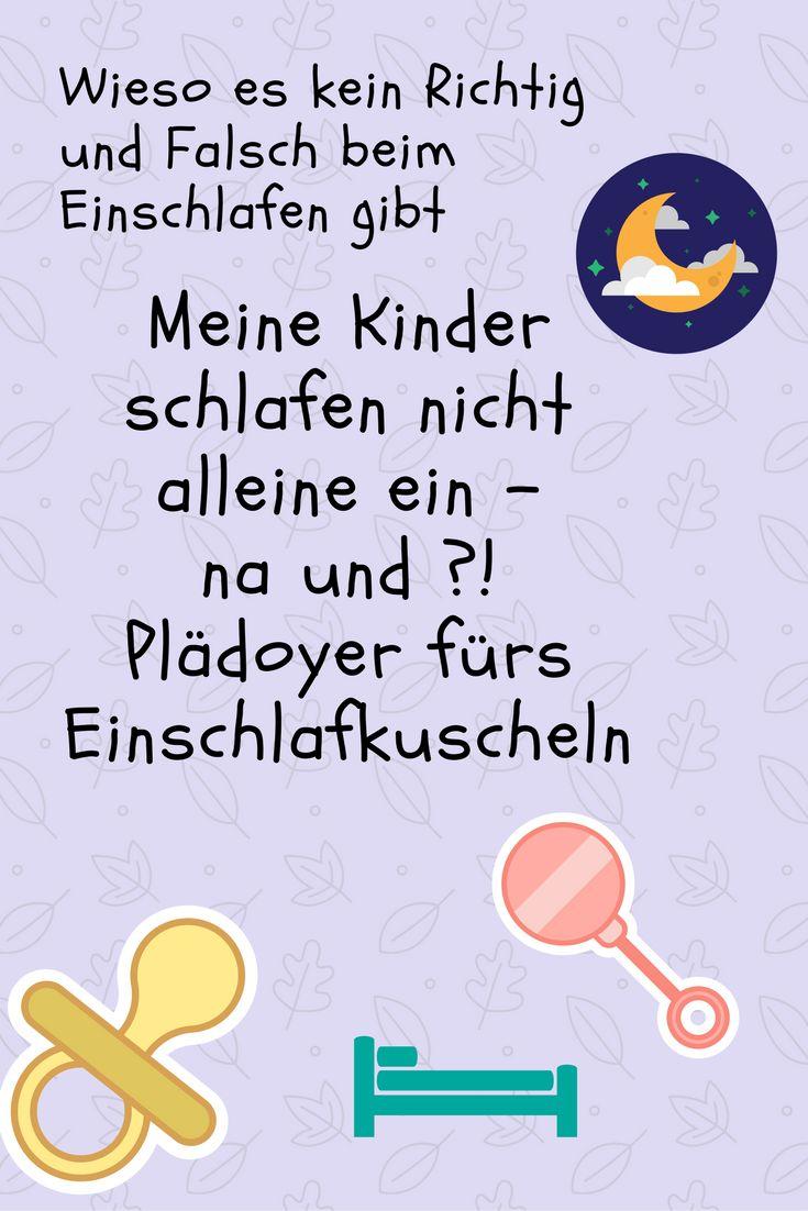Einschlafritual: Es gibt kein Richtig und Falsch. Kinder müssen nicht alleine einschlafen können. #baby #familie #erziehung