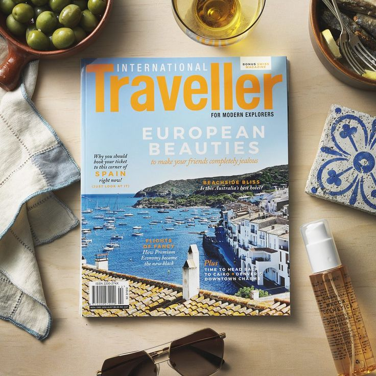 INTERNATIONAL TRAVELLER ISSUE 26  Our European Beauties issue (Nov/Dec 2016), featuring:   Spain's sublimely wild Cadaqués  Amsterdam - the world's most cycle-friendly city Ljubljana, Slovenia - the Green Capital of Europe La Dolce Vita - Sardinia, Italy The captivating Rhine River Plus we delve into the palatial splendour of Sintra, Portugal, explore the wild Atlantic islands along the west coast of Ireland, spend 48 hours in Denver, Colorado, USA and much more!