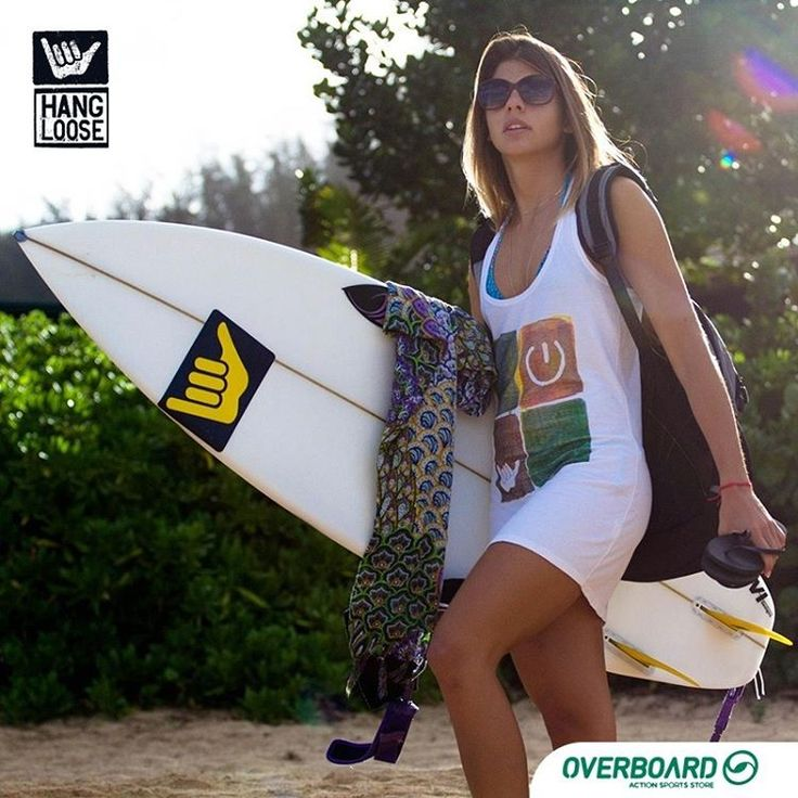 Junte suas amigas para Surfar e vai. <3  Produtos @hangloose_brasil na Overboard. (Link na Bio) . . . #Overboard #wekeend #fds #praia #sol #beach #sea #ocean  #vibes #goodvibes #lifestyle #waves #sky #sun #summer #nature #sunnydays #HangLoose