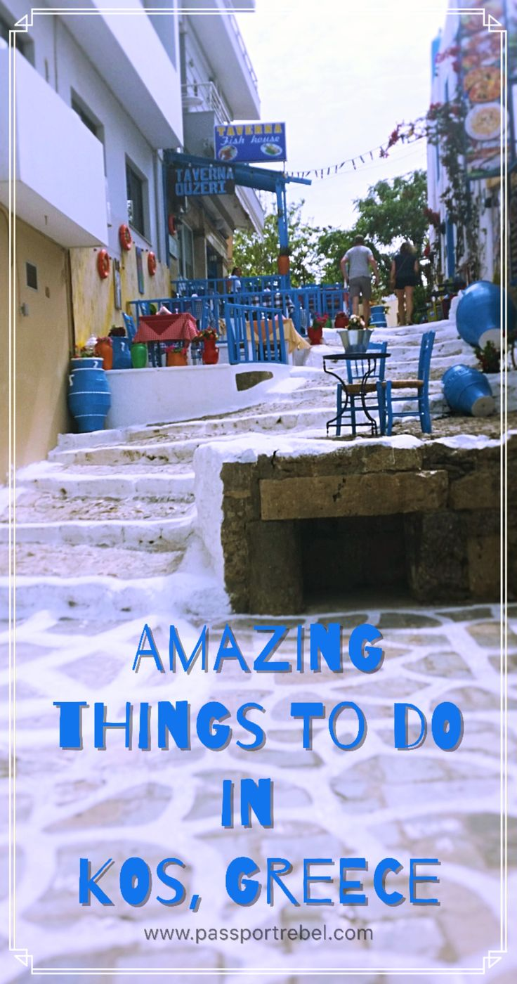What to do in Kos, Greece? There is so much to do on Kos Island, These are a few of the best day trips.