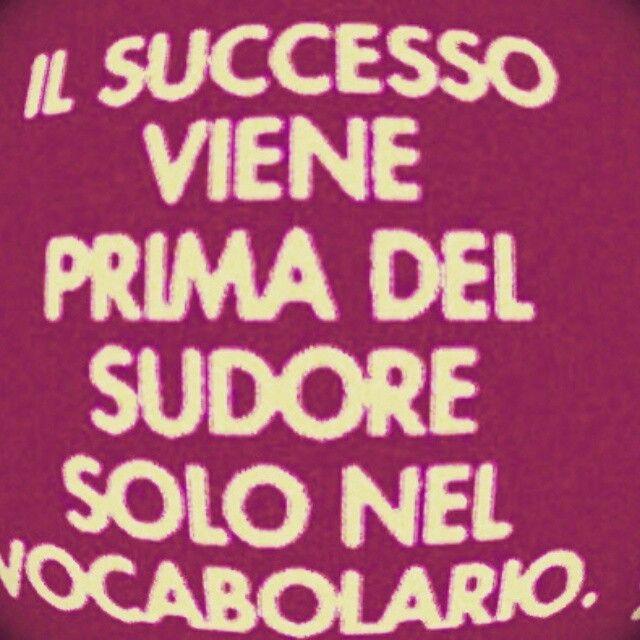 #Vidalsassoon #motivazione