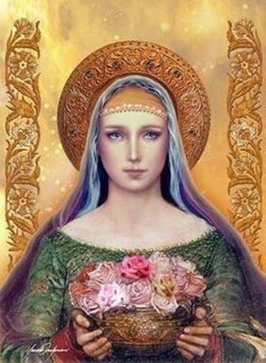 Memorare Remember, O most gracious Virgin Mary, that never was it known that…