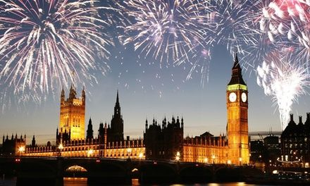 Hotel 3* Zone 1 à Londres : Nouvel an au cœur de Londres avec nuitées et croisière sur la Tamise: #LONDRES En promotion à 199.00€. Nouvel…