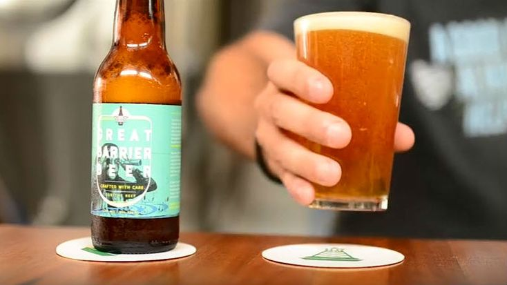 Australian cruise line, P&O Cruises has become the first national partner for a new beer which supports the conservation of the Great Barrier Reef.  A regular visitor to the reef, P&O was the first company to back The Good Beer Co, which is dedicating at least half the profits from its Great Barrier Beer to the reef conservation work of the Australian Marine & Conservation Society. http://maritime-executive.com/article/new-beer-to-help-conserve-great-barrier-reef