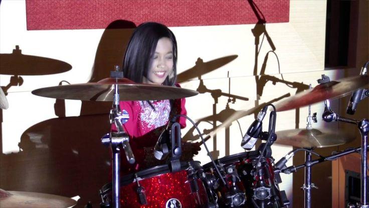 Wali - Yank LIVE Drum Cover - Nur Amira Syahira