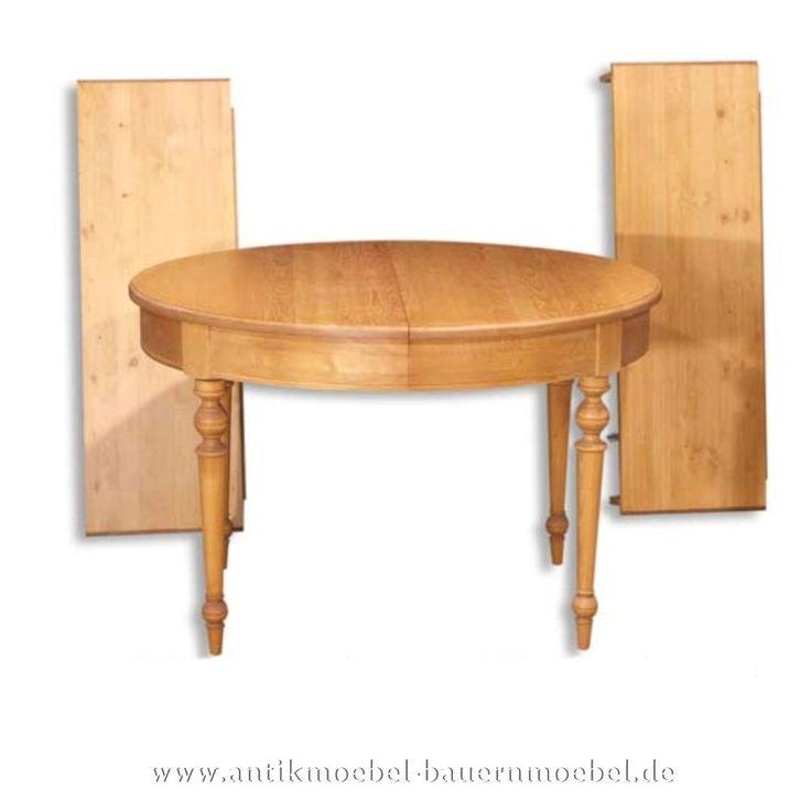 Esstisch rund landhaus  Die besten 25+ Gartentisch rund ausziehbar Ideen auf Pinterest ...