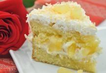 Pina Colada CakeDesserts, Pina Colada, Pinacolada, Cake Recipe, Yummy Food, Piña Colada, Wedding Anniversaries, Colada Cake, Favorite Recipe