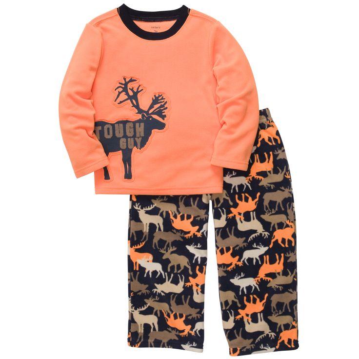Boys Pajamas & Sleepwear | Carter's