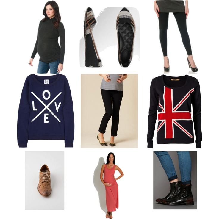Mama's Clothes by kstar27, via Polyvore
