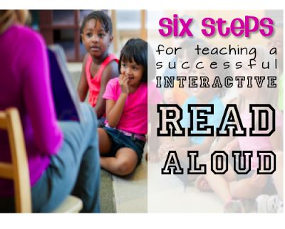 Teaching and Tapas: 2nd Grade in Spain: Interactive Read Aloud in Six Easy Steps...