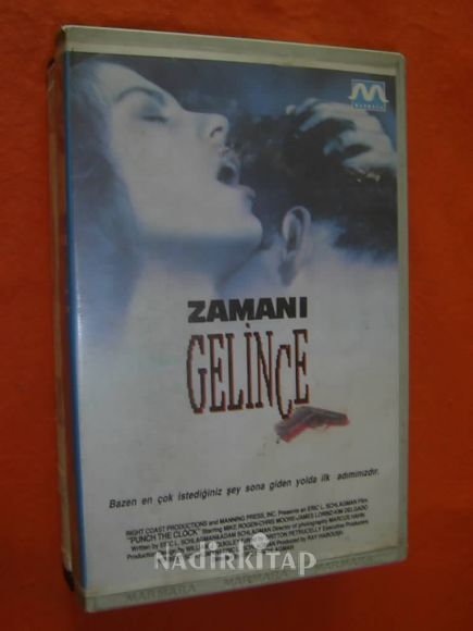 "Yet another pre-Brexit mood tuning from a already non-EU country (besides, Erdogan ordered it): ""ZAMANI GELİNCE"" (''PUNCH THE CLOCK"") - VHS - PAL - Türkiye (199?) - MARMARA VIDEO - CURB/ESQUIRE FILMS - ERIC L SCHLAGMAN  http://www.nadirkitap.com/  #Yunanistan #Videot #Sweded #Swedes #Indiefilms #elokuvat #kuvat #toiminta #Finnkino #Renault21 #LotusCarlton #Turkiet #Turkki #ialocinnicolai #BMW325i #HalfLife #CharlotteGainsbourg"