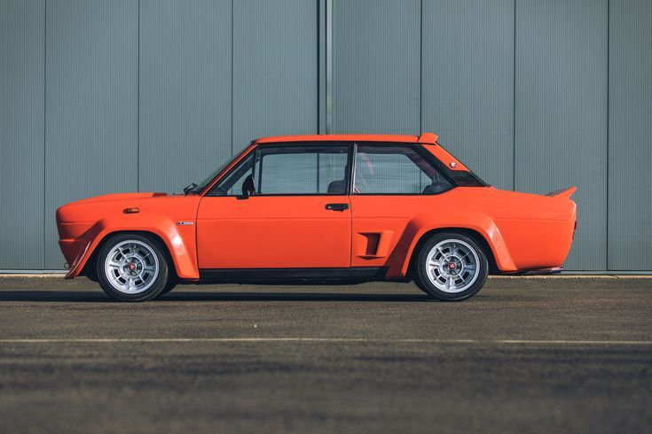 Fiat 131 Abarth Stradale With Images Fiat Cars Fast Sports