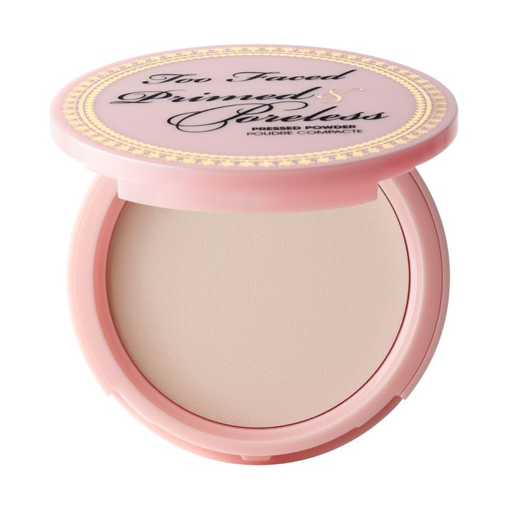 Primed and Poreless Paraben Free Pressed Powder Foundation - Too Faced