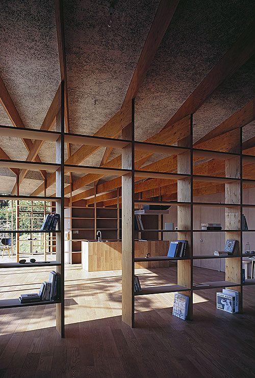 A geometry by Mount Fuji Architects Studio
