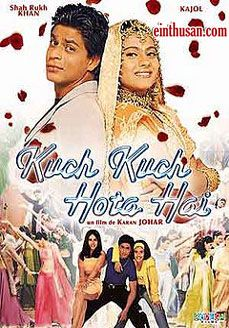 Kuch Kuch Hota Hai - Shahrukh Khan, Kajol, Rani Mukerji and Salman Khan. Must see. Referenced in lots of other films after.