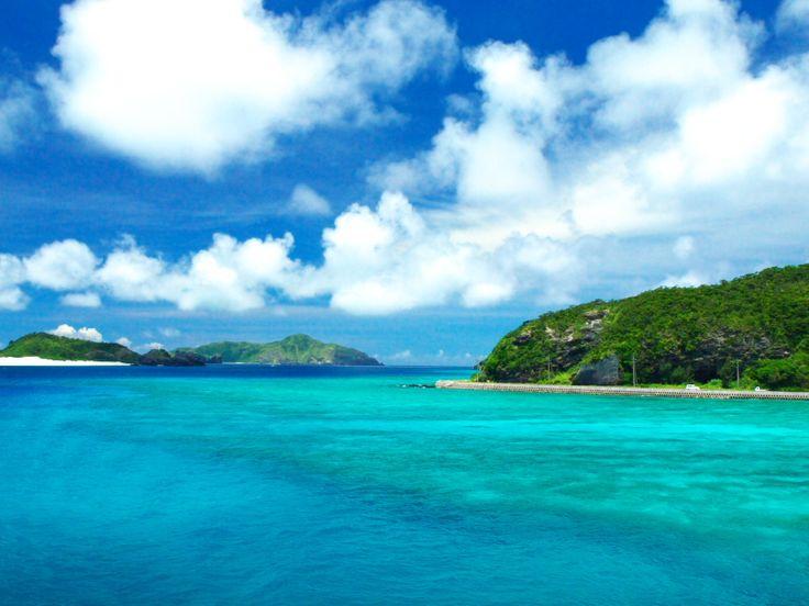 Okinawa  Kerama Islands/Zamami Island
