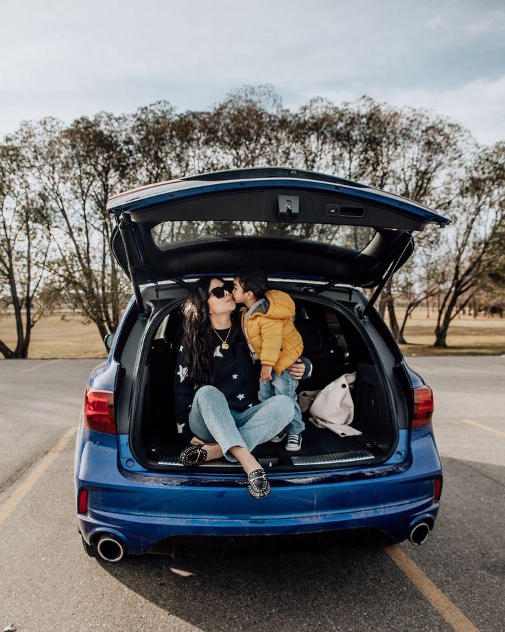 Exploring Edmonton In The 2019 Acura MDX