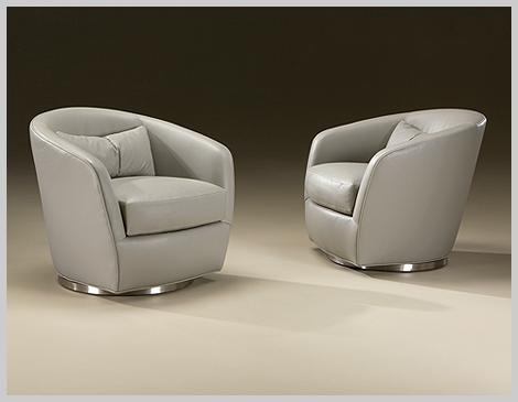 Home Resource : Living Room : Occassional Chairs and Ottomans : Turn Chair
