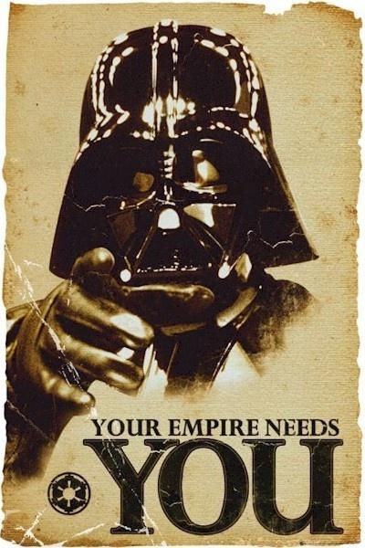 El imperio te necesita!
