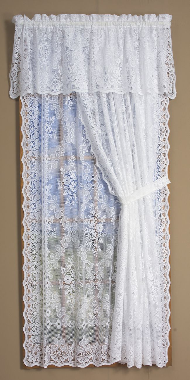 Doppel Gardinenstange Gardinen Vorhang Lace Curtain Panels Curtains Und Lace Curtains