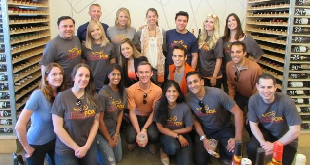 The Team Fox Young Professionals (YPs) are proactive groups of 20- and 30-somethings who dedicate time, interests and talents towards supporting Team Fox. See how a YP group in LA rallies for a cure.
